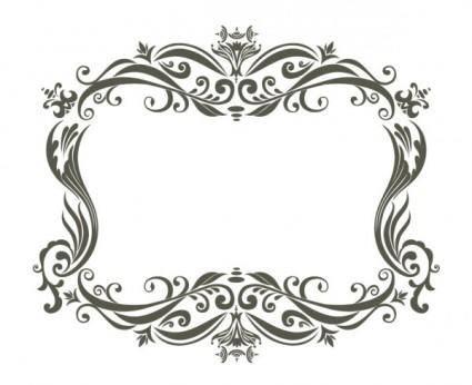 free vector European pattern pattern 03 vector