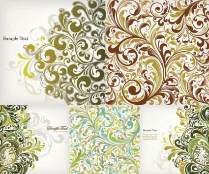 Dense pattern vector