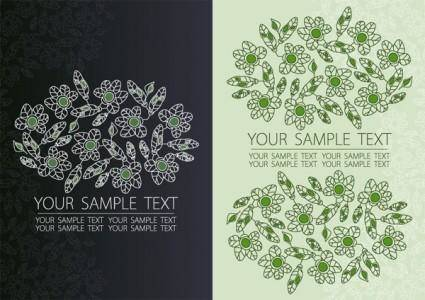 free vector Cute lines pattern vector