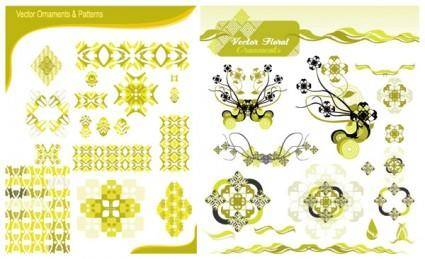 Particular trend pattern vector