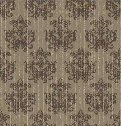 Classic retro pattern shading 03 vector