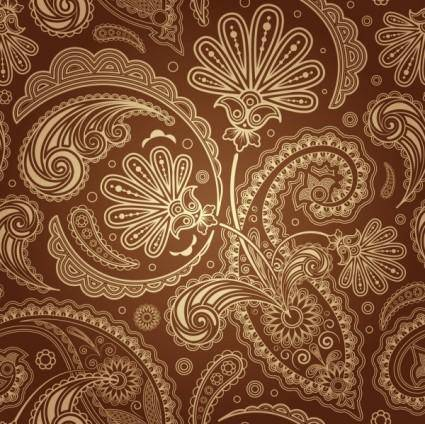 Ham fine grain pattern 02 vector