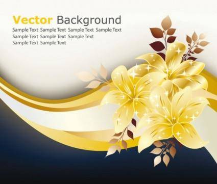 Fine pattern 02 vector