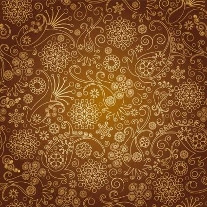 Ham fine grain pattern 03 vector