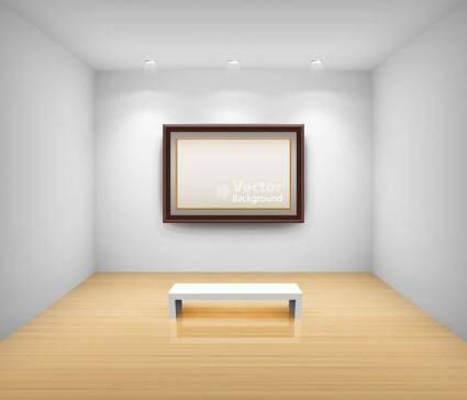 Vector 5 blank frame