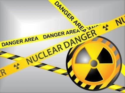 free vector Warning signs and warning lines vector