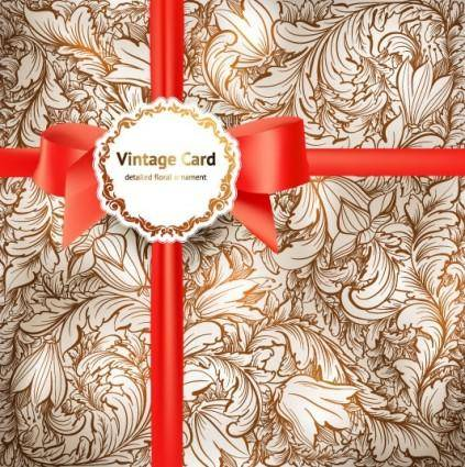 free vector Ornate patterns 01 vector