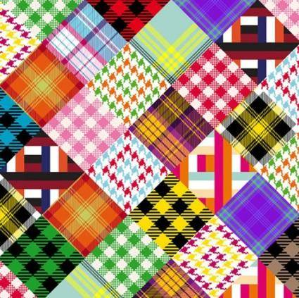 free vector Shading pattern 01 vector