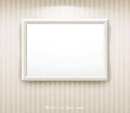 Blank frame vector 1