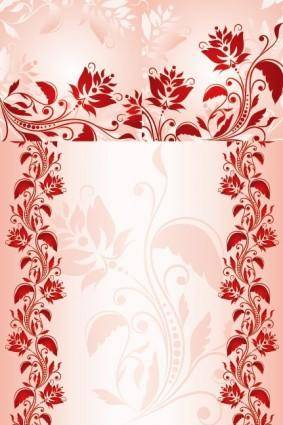 Practical fashion pattern vector