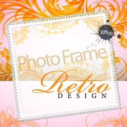 free vector Elegant design of the text box decorative shading pattern vector 3