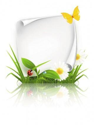 free vector Spring 03 vector