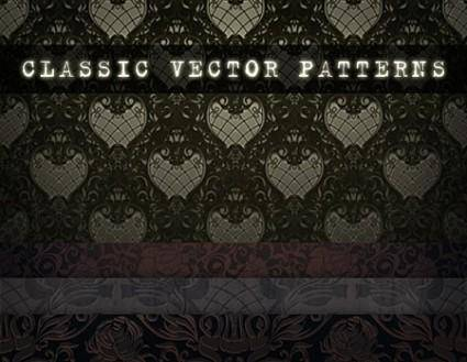 Classic Vector Patterns
