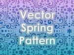 Vector Spring Pattern
