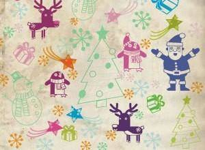 Christmas Pattern Elements