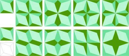 free vector Geometrical Pattern