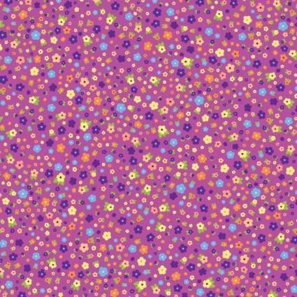 free vector Flower Pattern Vector Background