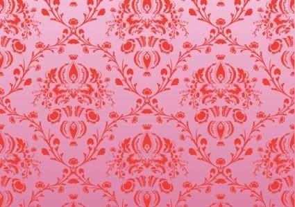 free vector Royal Pattern