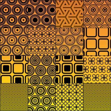 free vector Vector Circles Graphics Pattern