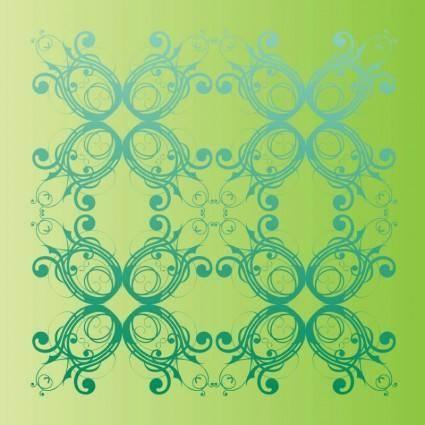 Spring Nature Pattern
