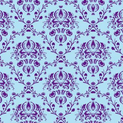 free vector Flower Pattern