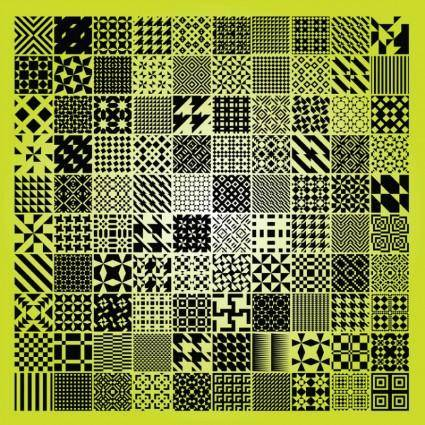 free vector Geometric Patterns Pack