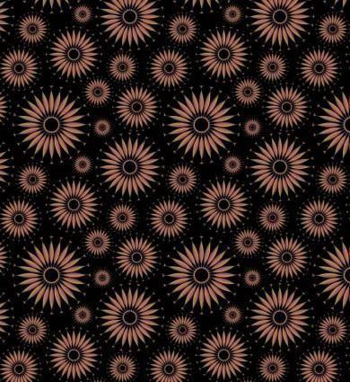 Seamless Flower Pattern 24521