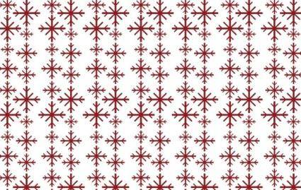 free vector Holiday Christmas Pattern