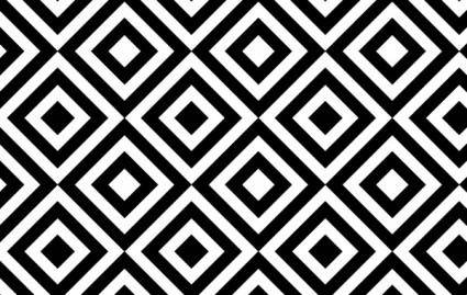 free vector Blake Squared Diamond Pattern