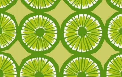When Life Gives You Limes Pattern