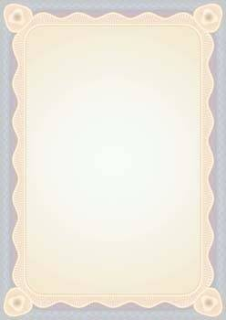 free vector Blank Frame Pattern 3