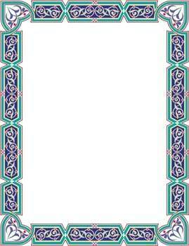 Frame Vector Pattern 16