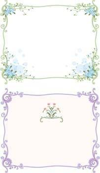 free vector Frame Vector Pattern 50