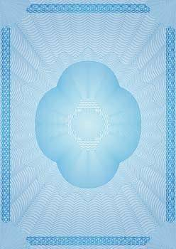 Blank Frame Pattern 5