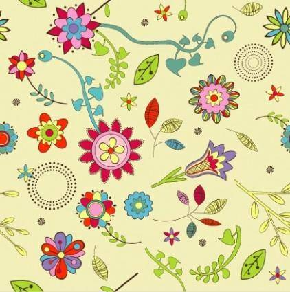 free vector Retro Pattern