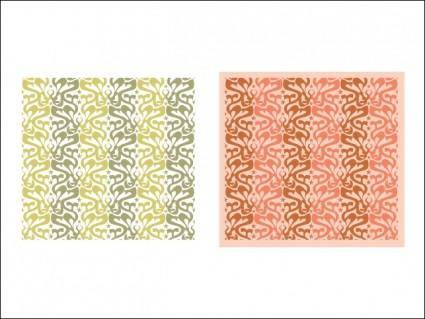 free vector REDmillion Pattern One