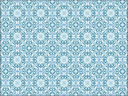 free vector Seamless Vector Pattern