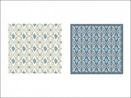 free vector REDmillion Pattern Three
