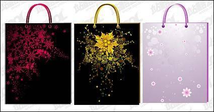Pattern bag material