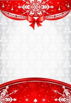 free vector Christmas decorative 01 vector