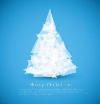 free vector Creative christmas 04 vector