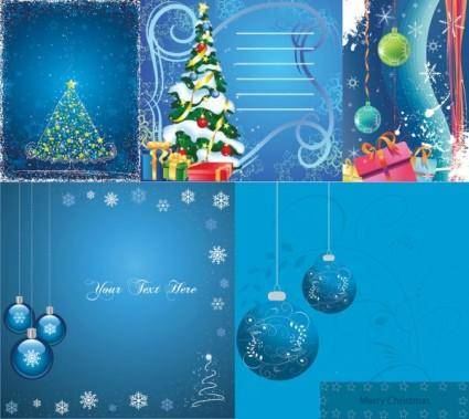 free vector Christmas illustration vector