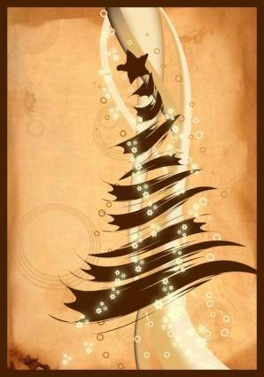 free vector Free Christmas Tree Vector Art