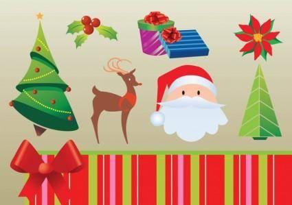 free vector Free Christmas Graphics