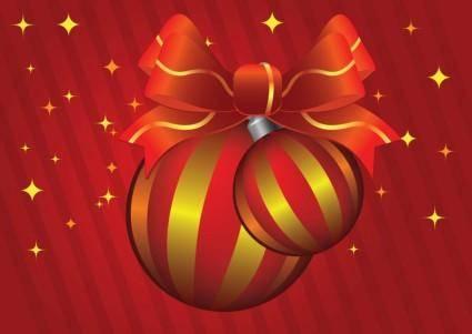 free vector Christmas Balls Vector