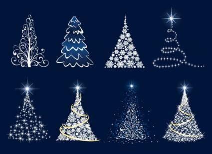 free vector Christmas Tree Vector Graphics