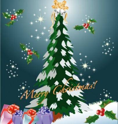 free vector Vectors-Christmas