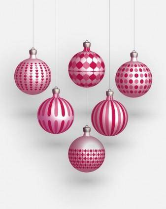 free vector Christmas Freebies – Vector Balls