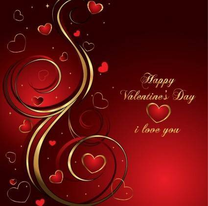 free vector Valentine's Day Vector