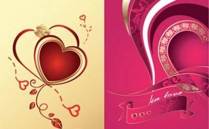 free vector Valentine's Heart Free Vector